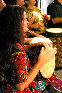 about Visionary Drumming